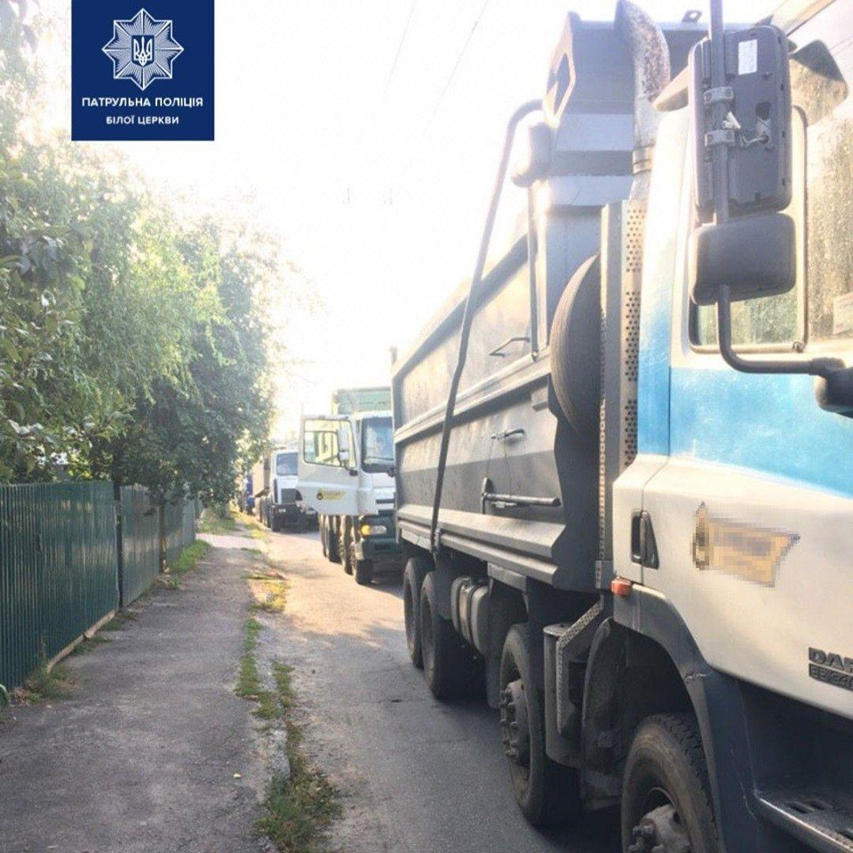 У Білій Церкві мешканці вулиці Селянської перекрили дорогу , фото-2