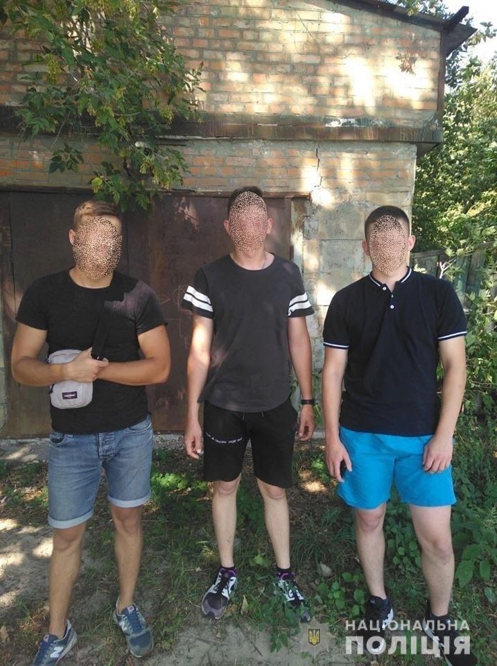 Білоцерківські патрульні  оперативно затримали зухвалих нападників, фото-2