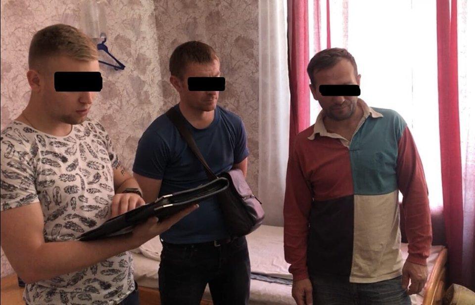 Конфлікт в готелі Київ у Білій Церкві завершився різаниною , фото-1