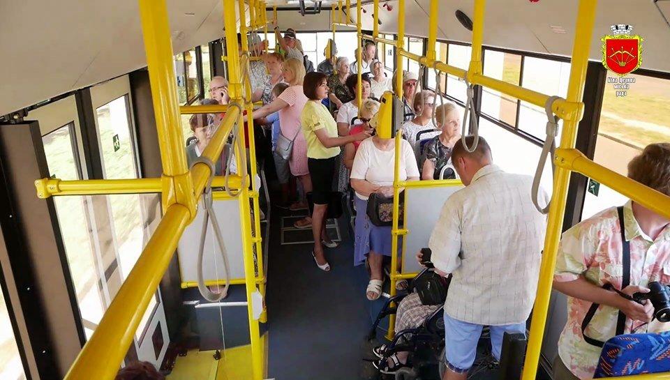У Білій Церкві розпочинає роботу новий тролейбусний маршрут № 8, фото-3