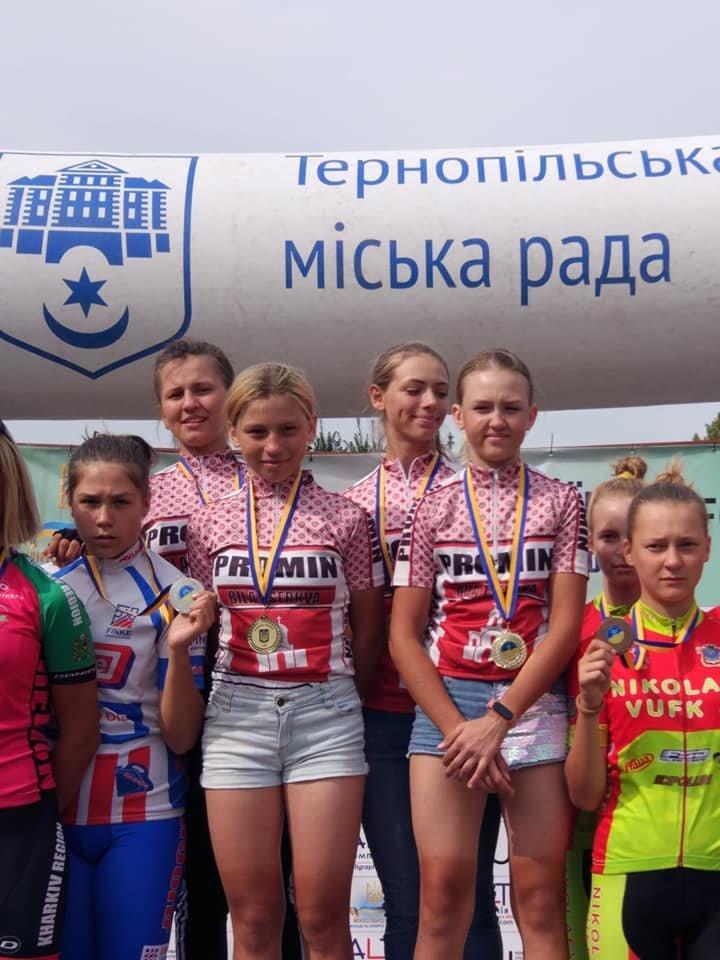 """Учні Білоцерківської велошколи """"Промінь"""" перемогли на Всеукраїнських велоперегонах , фото-4"""