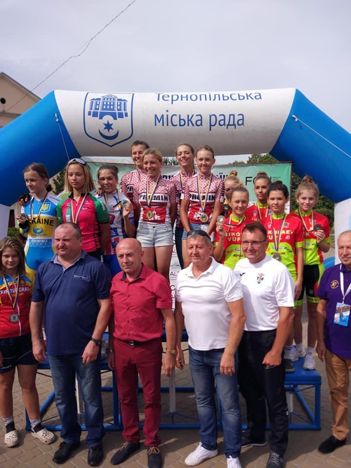 """Учні Білоцерківської велошколи """"Промінь"""" перемогли на Всеукраїнських велоперегонах , фото-2"""