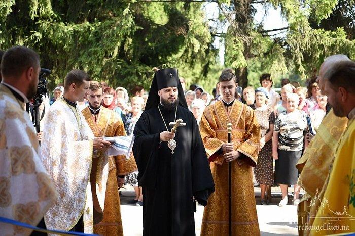 На Білоцерківщині освятили новий храм ПЦУ, фото-1