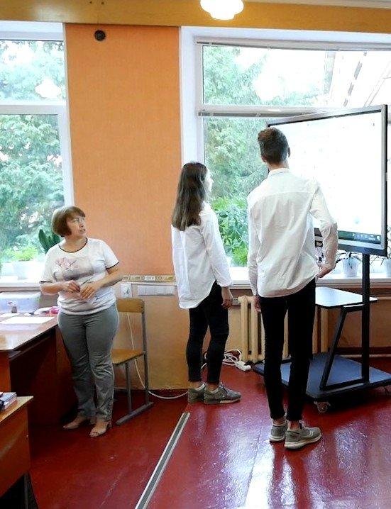 5 білоцерківських шкіл отримали сучасні інтерактивні панелі, фото-7