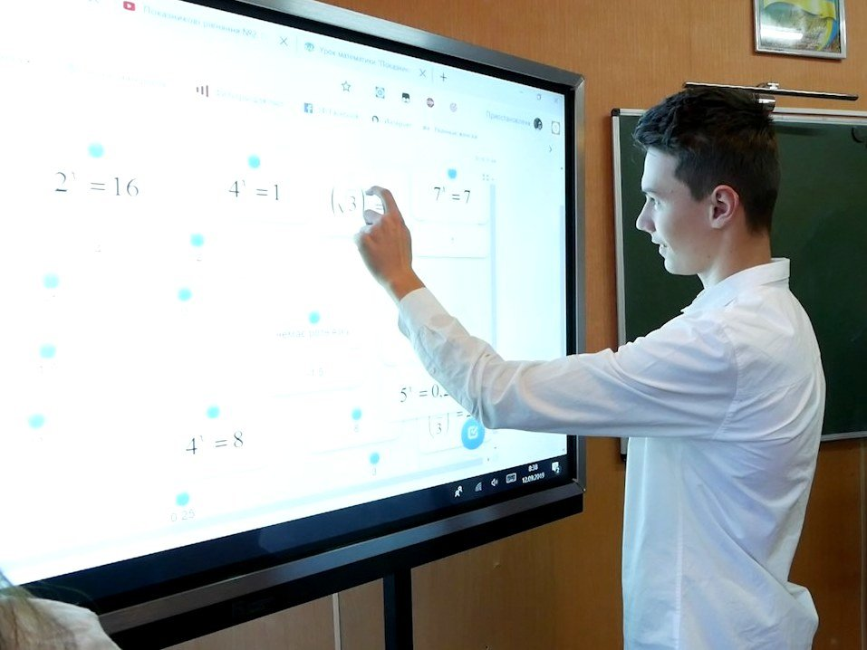 5 білоцерківських шкіл отримали сучасні інтерактивні панелі, фото-6