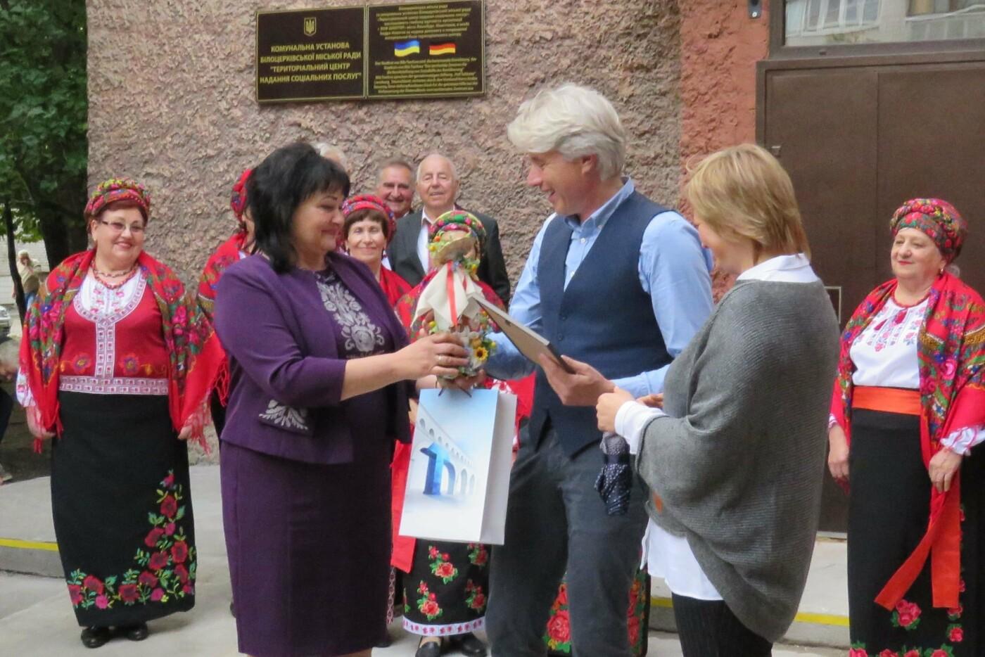 У Білій Церкві відкрили новий центр надання соціальних послуг, фото-9