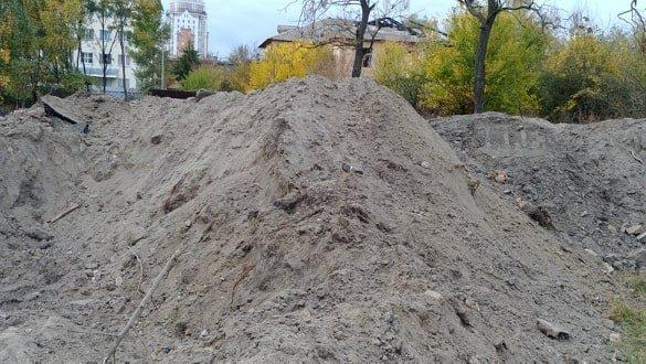У Білій Церкві під час будівництва гуртожитку на території колишнього єврейського кладовища знайшли останки людей, фото-4