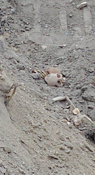 У Білій Церкві під час будівництва гуртожитку на території колишнього єврейського кладовища знайшли останки людей, фото-1