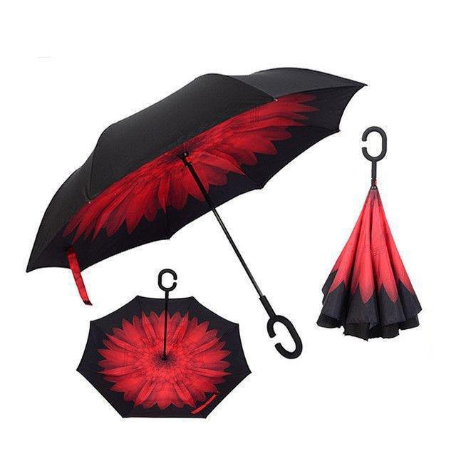 Аксесуар необхідний в будь-яку пору року - парасолька Up-brella!, фото-6
