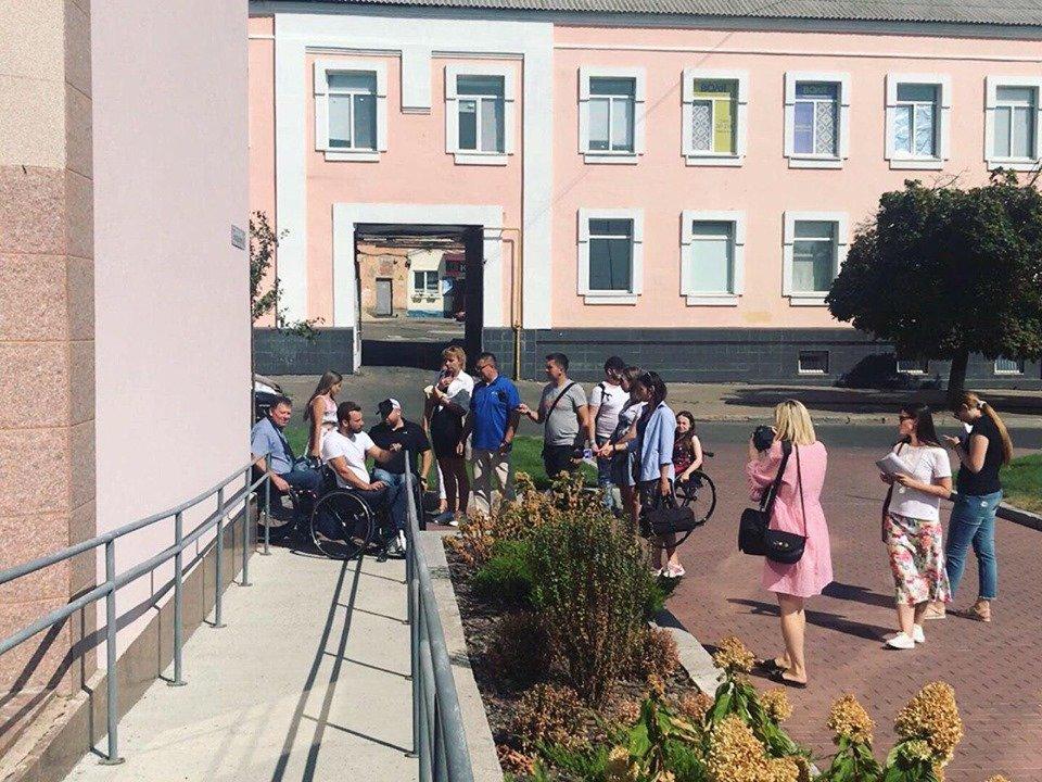 Доступно.UA перевірили Білу Церкву на інклюзивність, фото-8