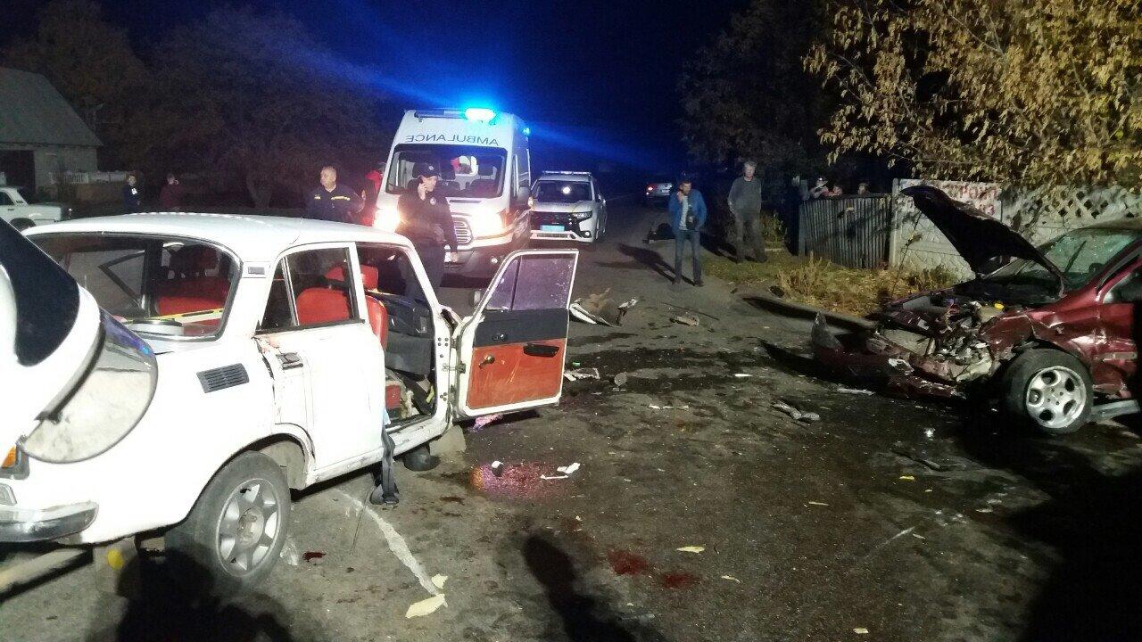 Жахлива аварія на Білоцерківщині: поліція встановлює винуватців, фото-1