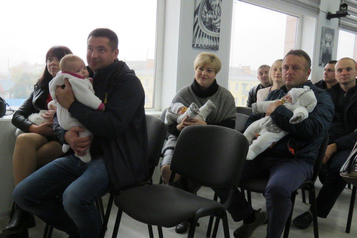 За останні 4 місяці в Білій Церкві народилося 10 пар двійнят, фото-4