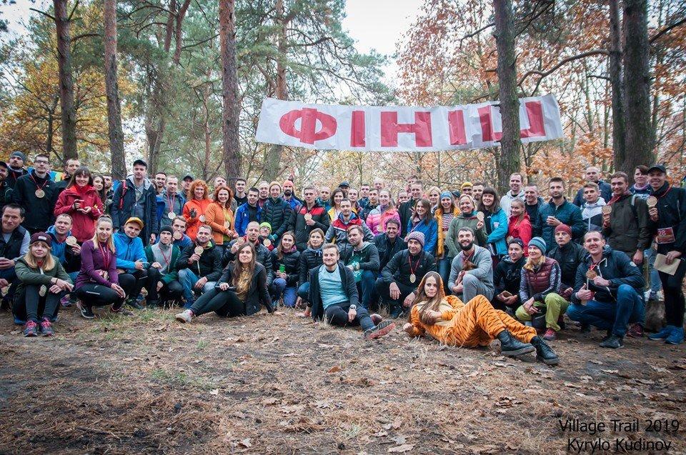 """На Білоцерківщині відбувся забіг """"Village Trail 2019"""", фото-17"""
