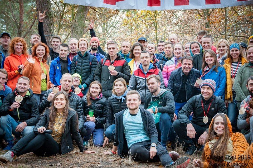 """На Білоцерківщині відбувся забіг """"Village Trail 2019"""", фото-16"""