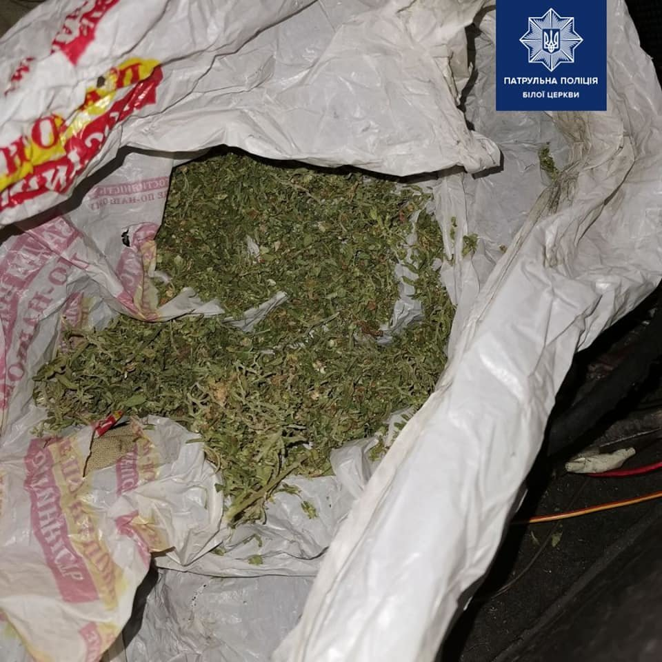 У Білій Церкві затримали водія таксі, який перевозив наркотики (ФОТО), фото-2
