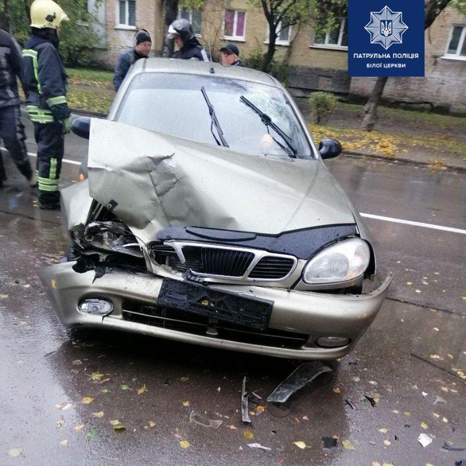 П'яний водій спровокував ДТП у Білій Церкві, фото-3
