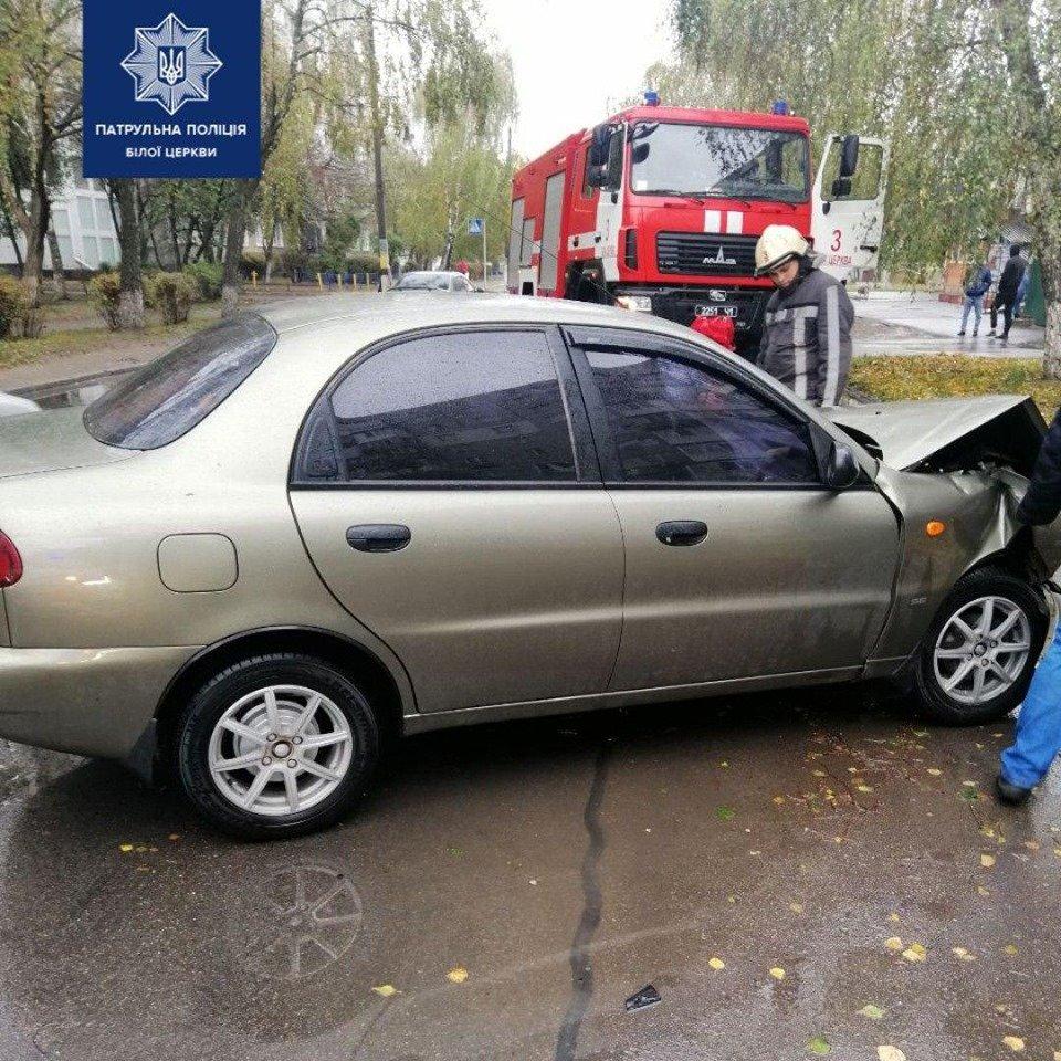 П'яний водій спровокував ДТП у Білій Церкві, фото-5