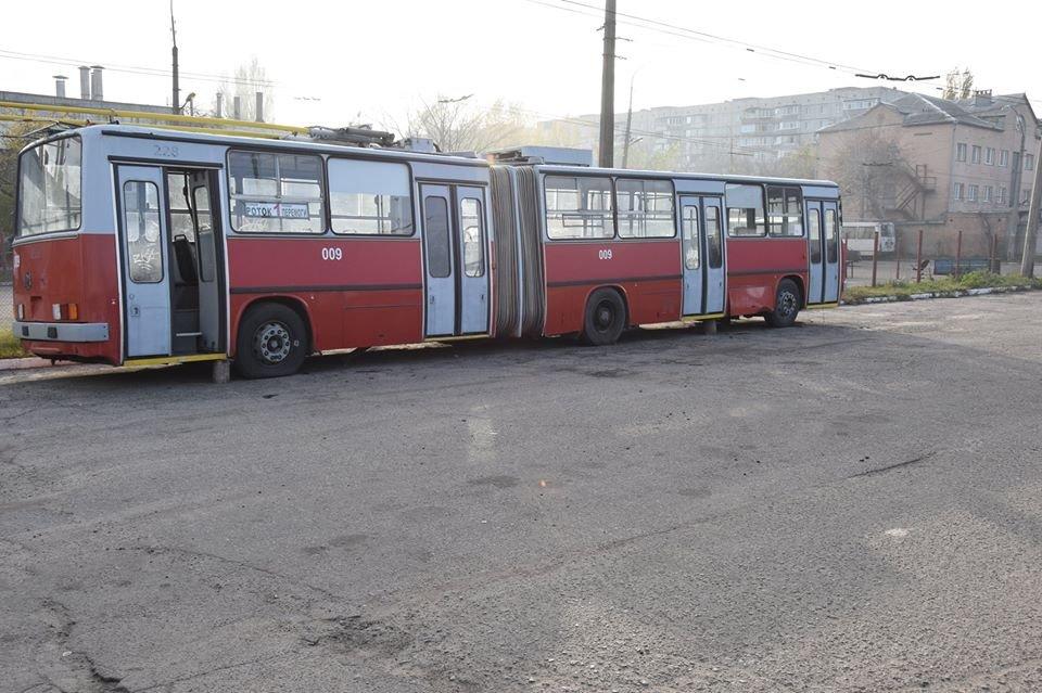 """У Білій Церкві ветеранам АТО/ООС планують передати старий тролейбус """"Ікарус"""" , фото-2"""