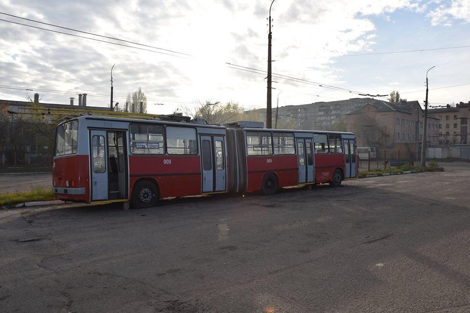 """У Білій Церкві ветеранам АТО/ООС планують передати старий тролейбус """"Ікарус"""" , фото-7"""