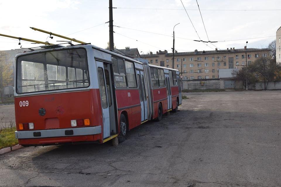 """У Білій Церкві ветеранам АТО/ООС планують передати старий тролейбус """"Ікарус"""" , фото-3"""