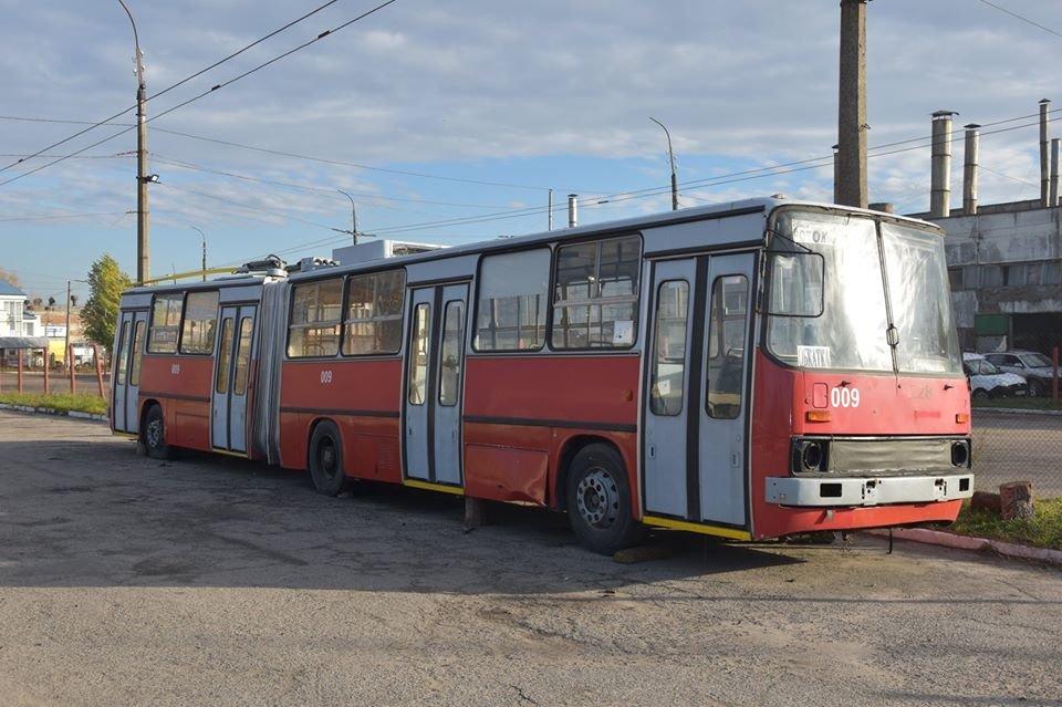 """У Білій Церкві ветеранам АТО/ООС планують передати старий тролейбус """"Ікарус"""" , фото-1"""