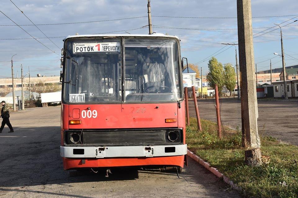 """У Білій Церкві ветеранам АТО/ООС планують передати старий тролейбус """"Ікарус"""" , фото-6"""