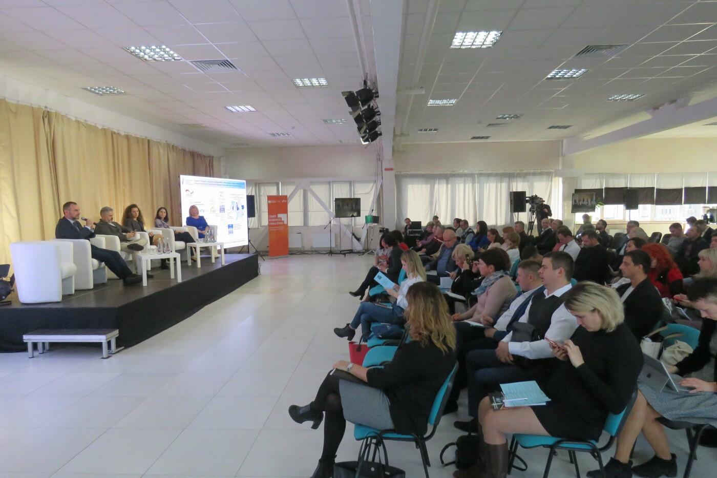 У Білій Церкві в рамках Європейського тижня підприємництва відбувся бізнес-форум, фото-5