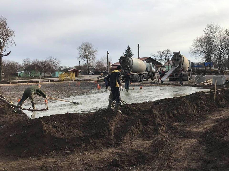 На Білоцерківщині у селі Іванівка розпочалося будівництво нової амбулаторії, фото-2