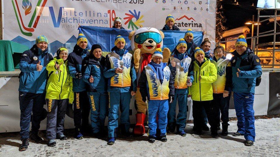 Наш білоцерківець, Павло Мандзюк виграв срібло на XIX зимових Дефлімпійських іграх в Італії., фото-2