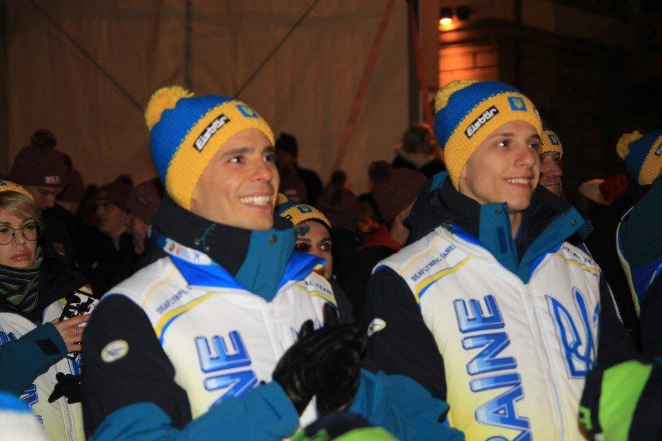 Наш білоцерківець, Павло Мандзюк виграв срібло на XIX зимових Дефлімпійських іграх в Італії., фото-14