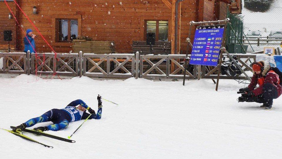 Наш білоцерківець, Павло Мандзюк виграв срібло на XIX зимових Дефлімпійських іграх в Італії., фото-5