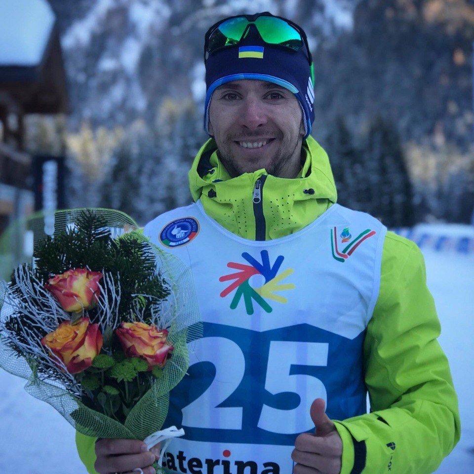Наш білоцерківець, Павло Мандзюк виграв срібло на XIX зимових Дефлімпійських іграх в Італії., фото-1