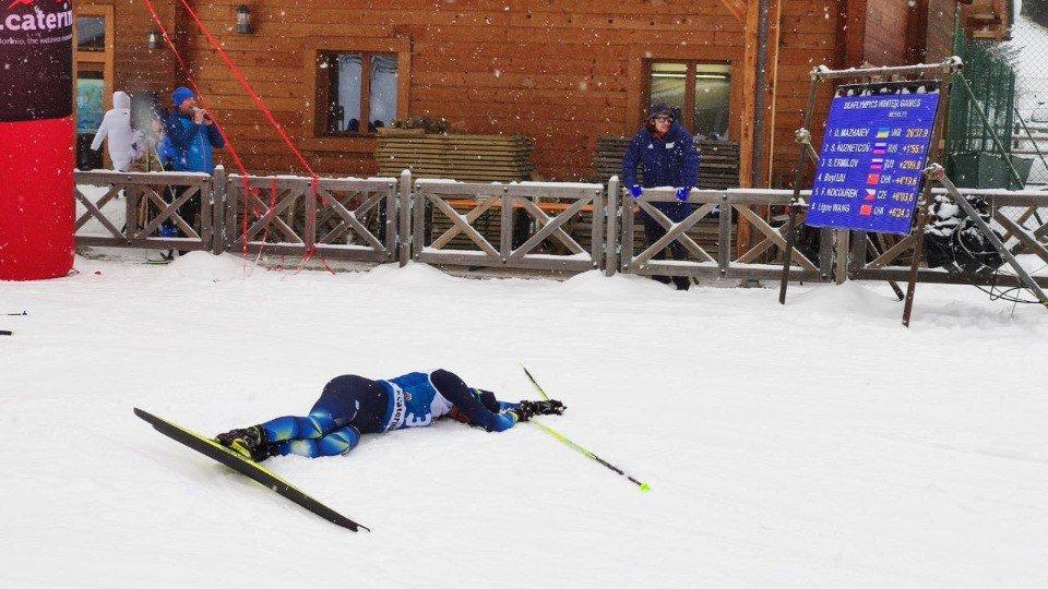 Наш білоцерківець, Павло Мандзюк виграв срібло на XIX зимових Дефлімпійських іграх в Італії., фото-7
