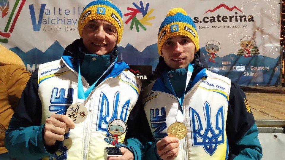 Наш білоцерківець, Павло Мандзюк виграв срібло на XIX зимових Дефлімпійських іграх в Італії., фото-22