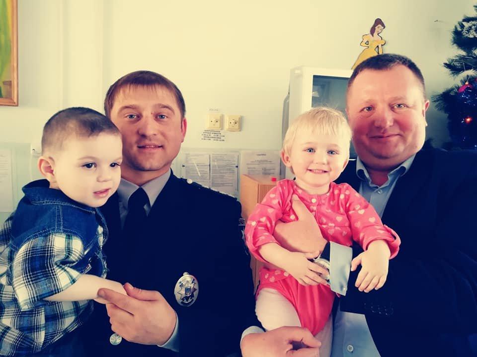 Білоцерківські поліціянти подарували свято дітлахам дитячого будинку «Малюк»., фото-15