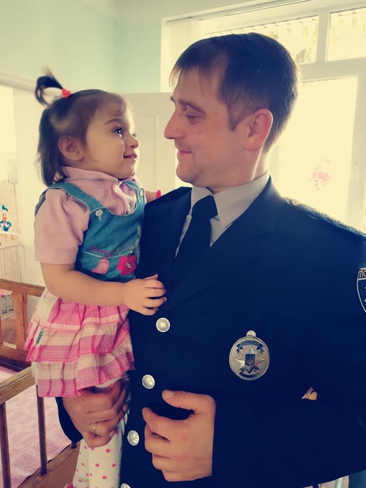 Білоцерківські поліціянти подарували свято дітлахам дитячого будинку «Малюк»., фото-4