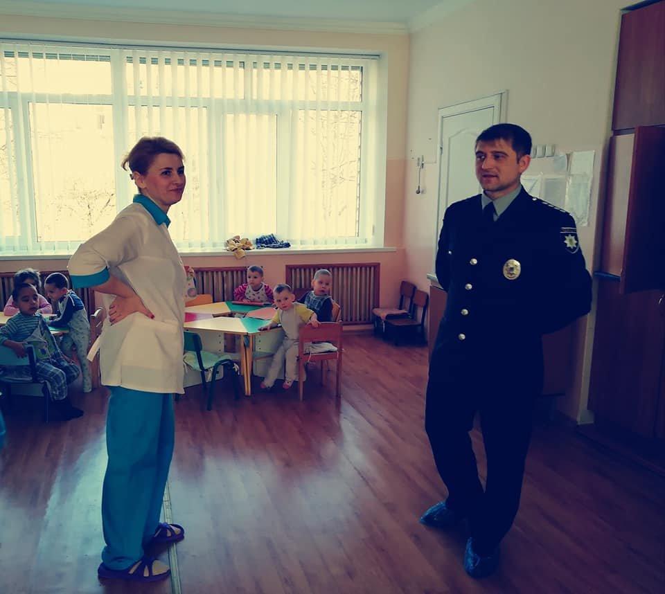 Білоцерківські поліціянти подарували свято дітлахам дитячого будинку «Малюк»., фото-16