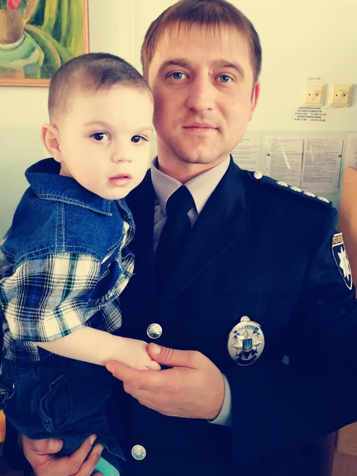Білоцерківські поліціянти подарували свято дітлахам дитячого будинку «Малюк»., фото-6