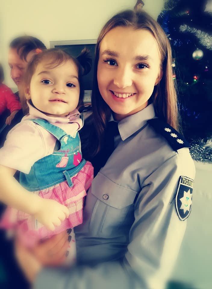 Білоцерківські поліціянти подарували свято дітлахам дитячого будинку «Малюк»., фото-8