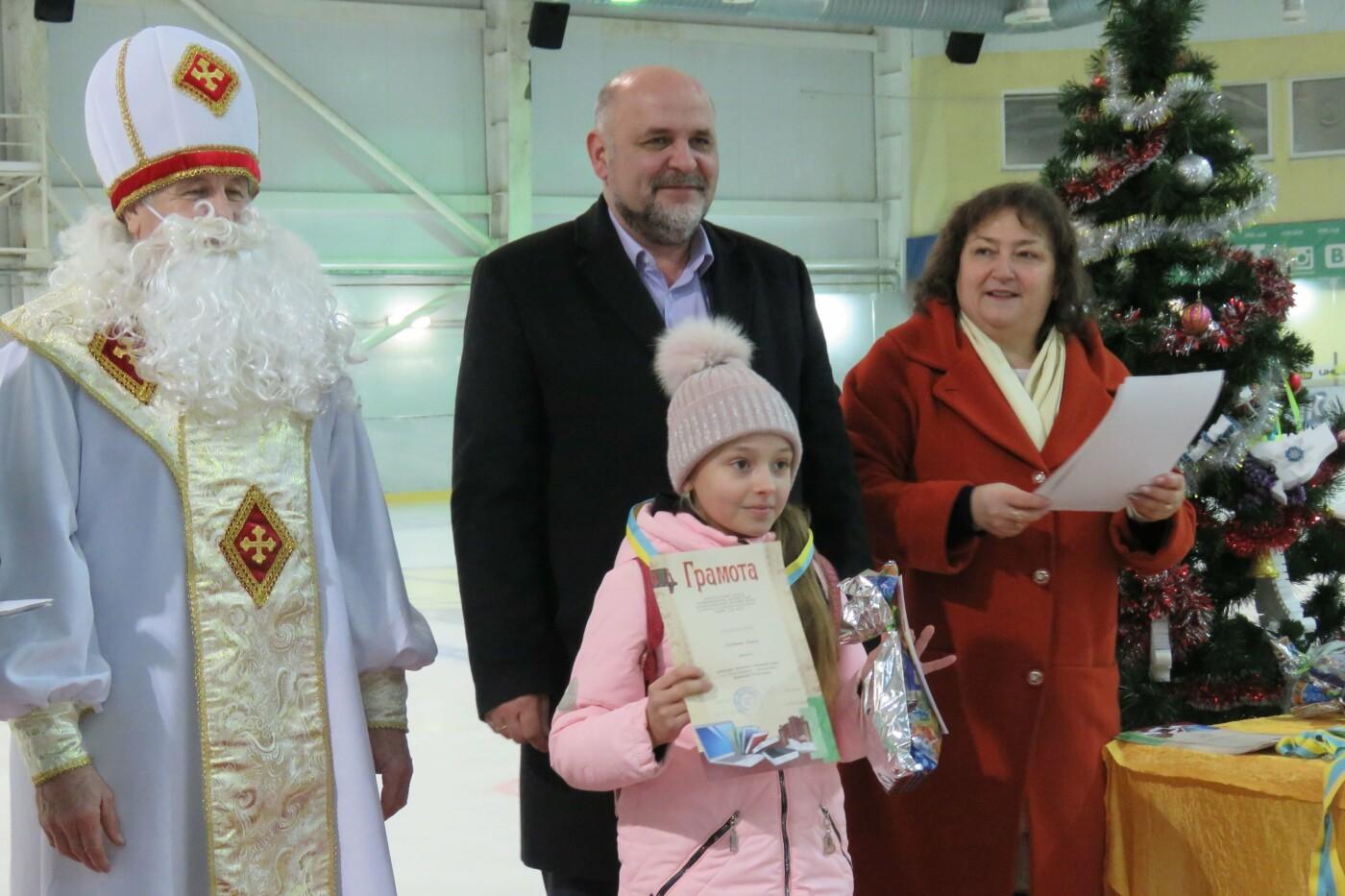 Відбулось нагородження переможців конкурсу малюнків «Зимовий спорт в м. Біла Церква», фото-8