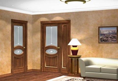 Як вибрати міжкімнатні двері у вітальню?, фото-1