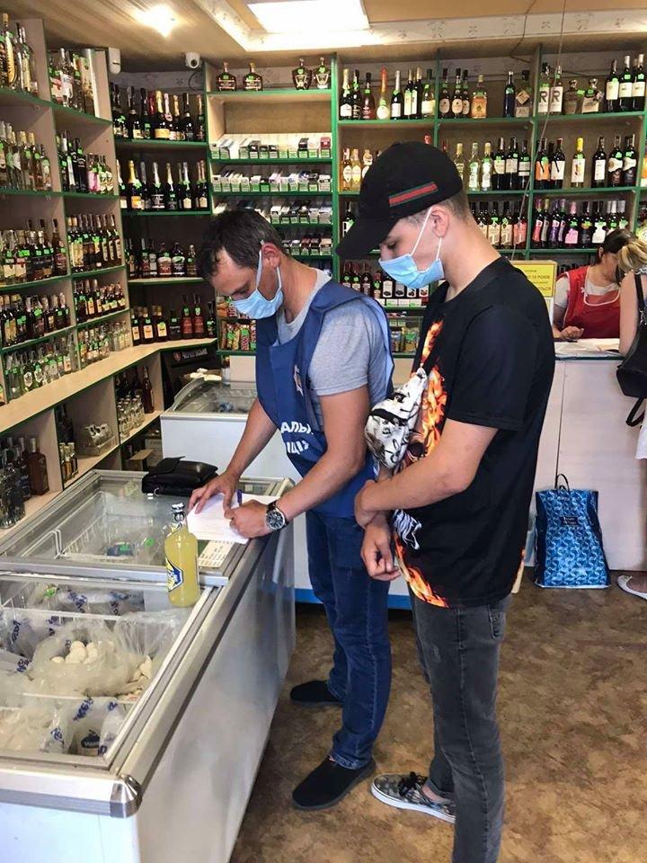 Знову продаж алкоголю неповнолітньому зафіксували в Білій Церкві, фото-2