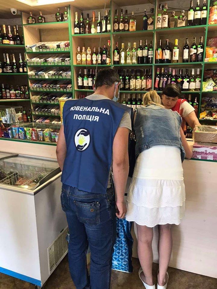 Знову продаж алкоголю неповнолітньому зафіксували в Білій Церкві, фото-4