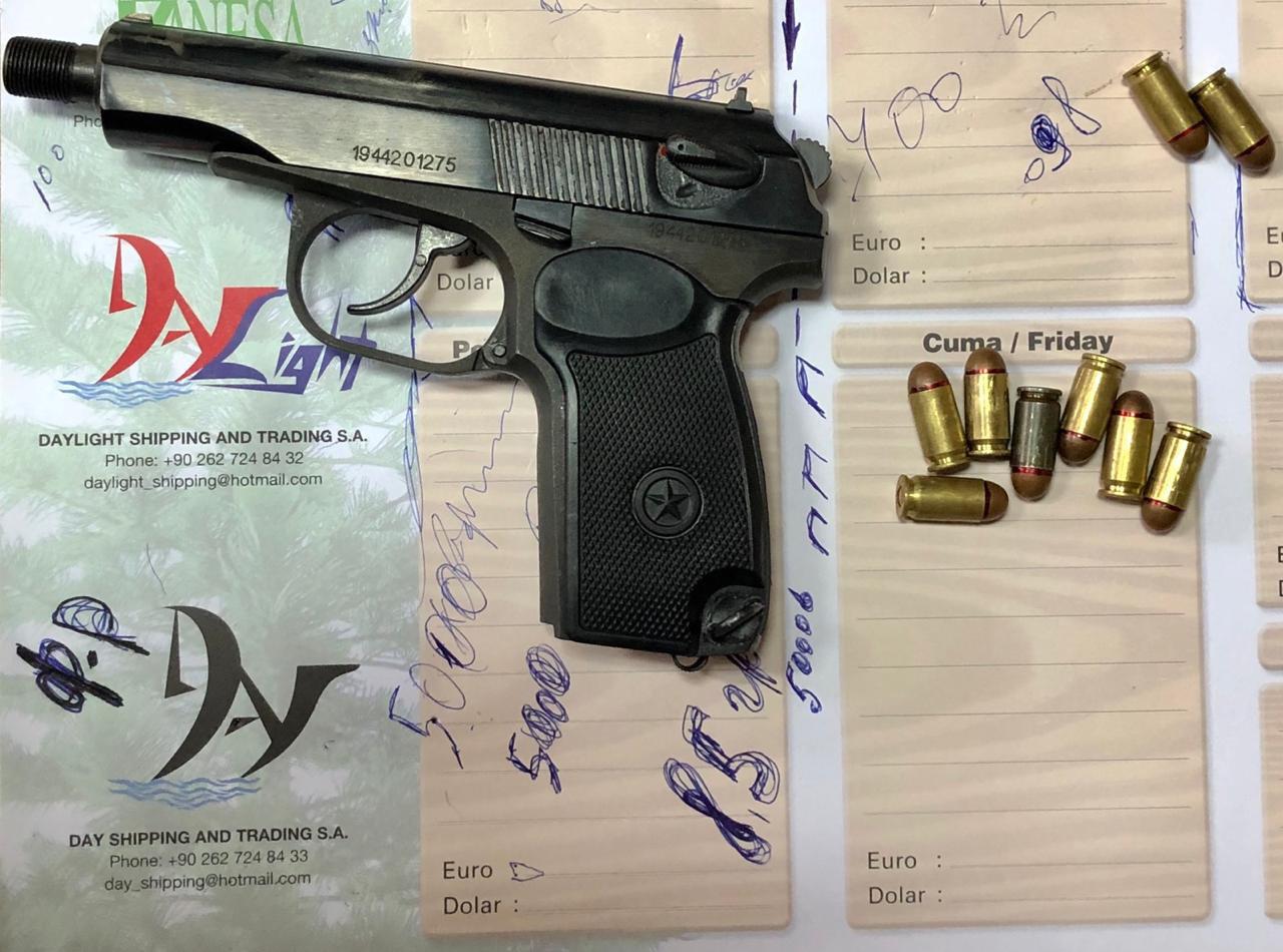 У Білій Церкві СБУ блокувала діяльність торгівців зброєю, фото-1