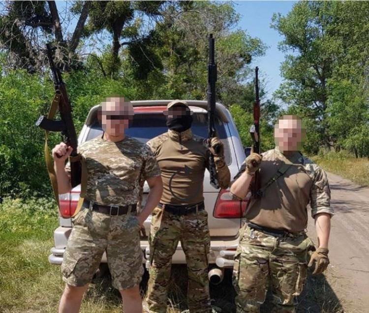 У Білій Церкві СБУ блокувала діяльність торгівців зброєю, фото-6