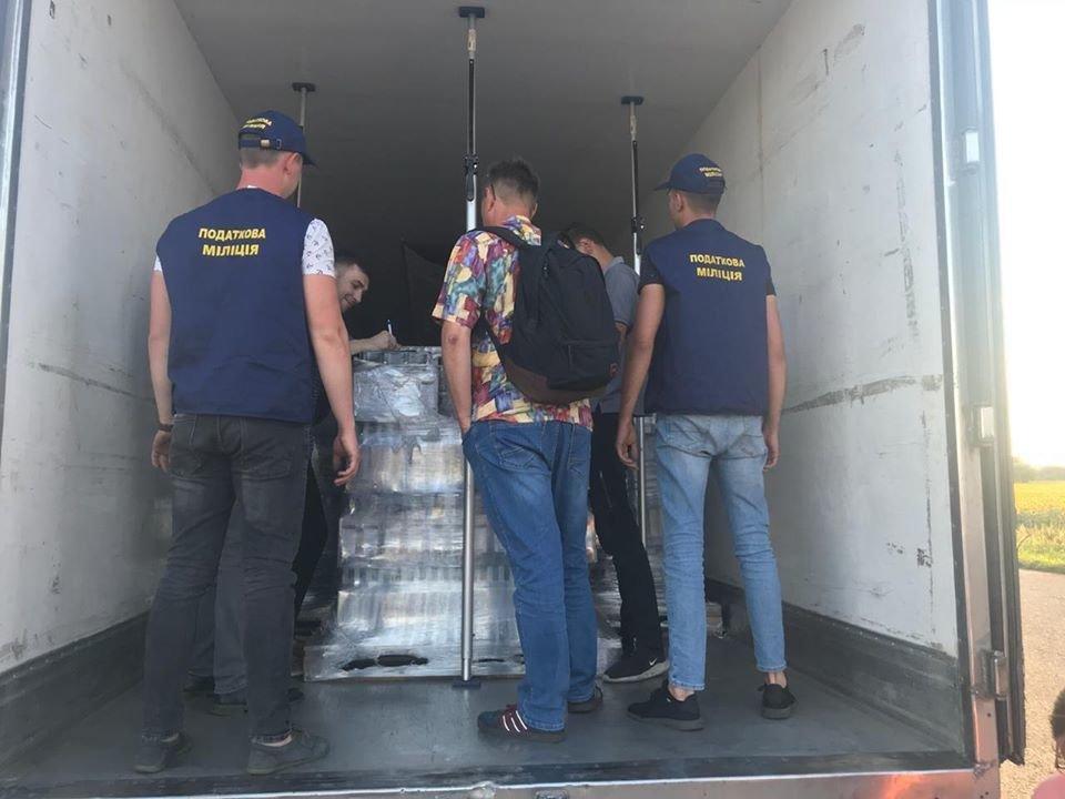 На Київщині вилучено партію фальсифікованого алкоголю на суму понад 5 млн гривень, фото-2