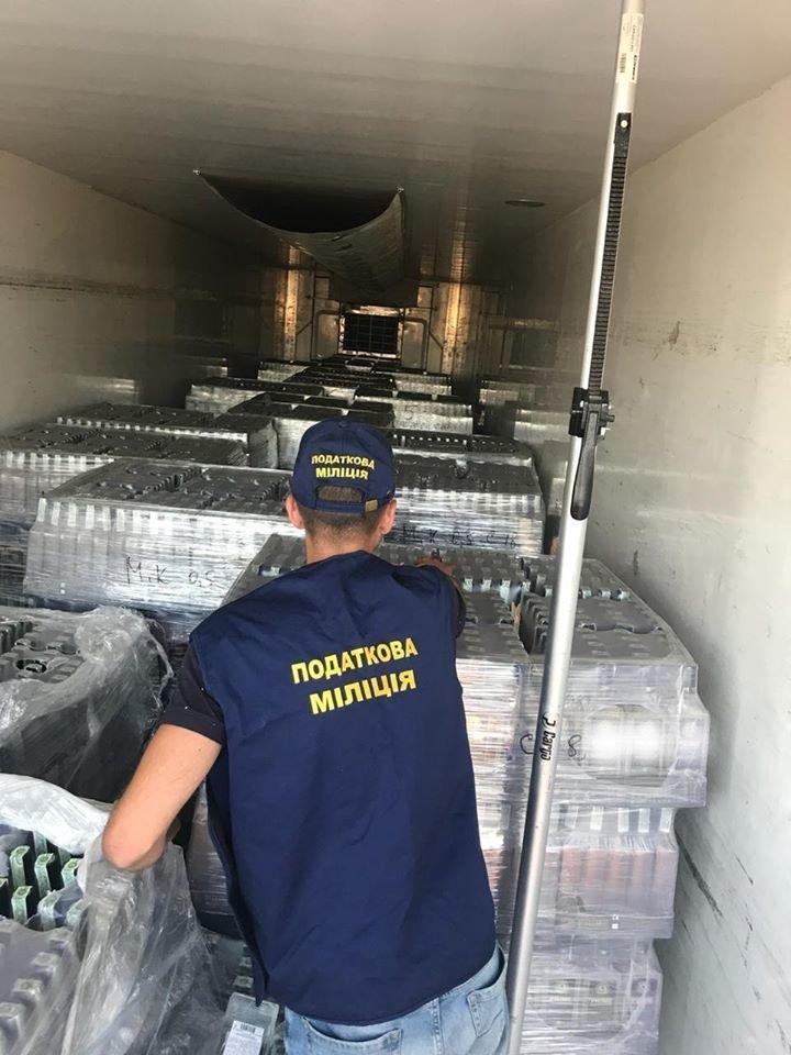 На Київщині вилучено партію фальсифікованого алкоголю на суму понад 5 млн гривень, фото-5