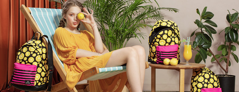 Рюкзаки та канцелярія для кожного — німецький бренд Kite, фото-2