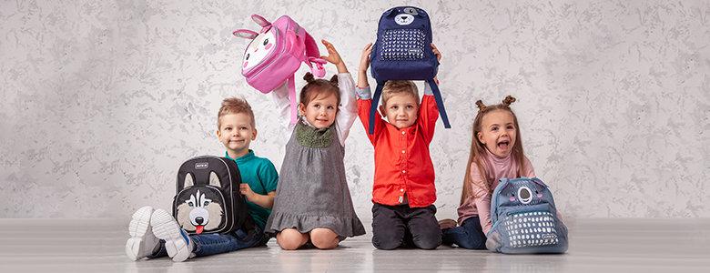 Рюкзаки та канцелярія для кожного — німецький бренд Kite, фото-5