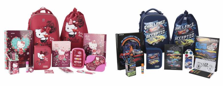 Рюкзаки та канцелярія для кожного — німецький бренд Kite, фото-7